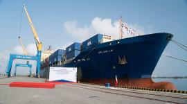 Khai trương tuyến hàng hải quốc tế Nhật Bản – Chu Lai