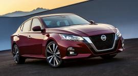 Nissan Altima 2019 lộ diện: Đe doạ Toyota Camry và Honda Accord