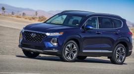 Khám phá Hyundai Santa Fe 2019 phiên bản Mỹ