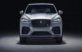 Jaguar F-Pace SVR nhanh nhất và mạnh nhất lộ diện