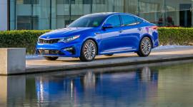 Kia Optima 2019: Nhiều thay đổi quan trọng
