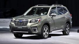 Subaru Forester 2019 – Rộng rãi, an toàn và nhiều tính năng