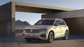 Volkswagen Touareg 2019: Xe của kỷ nguyên số