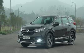 Ôtô Honda nhập Thái đồng loạt tăng giá