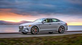 Genesis G70 2019: Sẵn sàng đấu BMW 3-Series