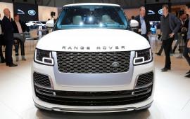 Range Rover hạn chế sản xuất SV Coupe để bảo vệ giá trị