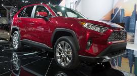 RAV4: Con bài chiến lược giúp Toyota giữ vững 'ngôi vương'