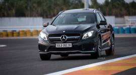 Bảng giá các mẫu xe Mercedes-Benz tháng 4/2018