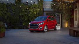 Chevrolet Spark 2019: Cạnh tranh Kia Morning