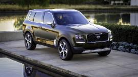 Telluride: SUV đầu bảng nhà Kia