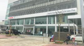 Khai trương Toyota Quảng Ninh – Chi nhánh Cẩm Phả
