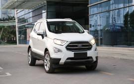 Bảng giá các mẫu xe Ford tháng 6/2018