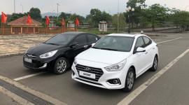 Hyundai Accent 2018 ra mắt vào đầu tuần tới