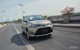 Tháng 3: Doanh số xe Toyota lắp ráp tăng mạnh