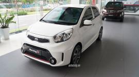 10 mẫu xe bán chạy nhất thị trường Việt tháng 3/2018