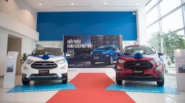 Ford khai trương đại lý tại Thái Nguyên và nâng cấp toàn diện Đồng Nai Ford