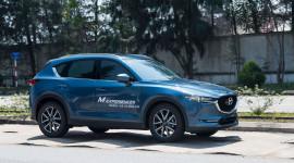 Thăm nhà máy Thaco Mazda và lái thử CX-5 2018