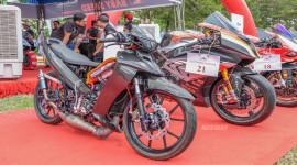 """Mãn nhãn Yamaha 125ZR độ """"cực khủng"""" tại Sài Gòn"""