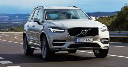 Bảng giá các mẫu xe Volvo tháng 5/2018