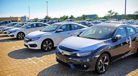 """Qua """"ải"""" VTA, ôtô nhập khẩu Thái Lan tăng đột biến"""