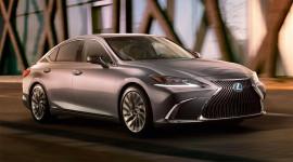 """Lexus ES 2019: """"Hơi thở"""" từ đàn anh LS"""