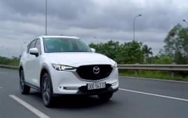 Đánh giá Mazda CX-5 2108: Thiết kế nam tính, vận hành an toàn