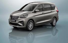 Suzuki Ertiga hoàn toàn mới: Thách thức Innova