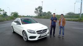 Đánh giá xe Mercedes-Benz C250 AMG qua chia sẻ của người dùng
