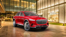 Ảnh chi tiết Vision Mercedes-Maybach Ultimate Luxury Concept