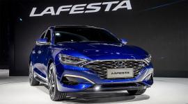Hyundai LAFESTA: Sedan cỡ nhỏ mang ngôn ngữ thiết kế mới