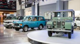 70 năm lịch sử Land Rover