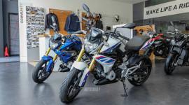 Bảng giá hấp dẫn cho loạt mô-tô BMW Motorrad