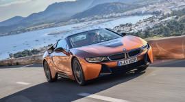 BMW i8 Roadster tuyệt đẹp trong bộ ảnh mới