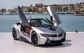 Ảnh chi tiết BMW i8 Roadster