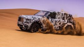 Rolls-Royce Cullinan sẽ ra mắt vào tuần tới