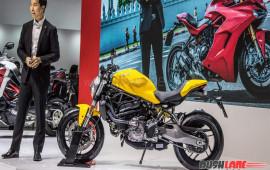 Ducati Monster 821 2018 công bố giá dưới 350 triệu