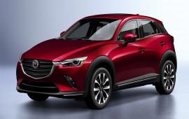 Mazda CX-3 2019 có giá từ 20.390 USD