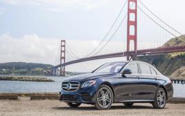 10 mẫu xe sang an toàn nhất năm 2018