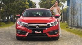 Thoải mái lái thử xe ôtô Honda nhập khẩu