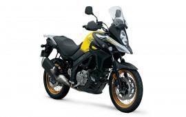 Suzuki V-Strom 650 XT –  Kawasaki Versys 650 có thêm đối thủ mới
