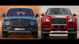 Rolls-Royce Cullinan vs. Bentley Bentayga: Đều sang trọng nhưng quá khác biệt