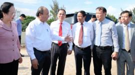 Thủ tướng đánh giá cao tốc độ triển khai của Vinfast