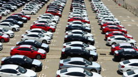 """Ôtô Thái Lan """"gánh"""" cả thị trường ôtô nhập khẩu"""