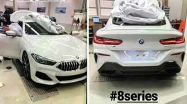 BMW 8-series lộ diện trước thềm ra mắt