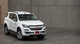 Tìm hiểu quy trình sản xuất Chevrolet Trailblazer