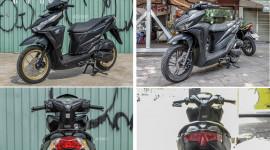 So sánh Honda Vario 150 2017 và Vario 150 2018
