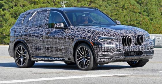 BMW X5 thế hệ mới ra mắt vào cuối năm