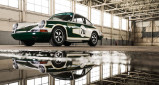 Hồi sinh xe đua Porsche 911 đời 1965 nhân dịp 70 năm thành lập