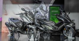 KYMCO AK550 chính thức ra mắt tại Việt Nam, giá bán 375 triệu đồng