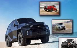 13 mẫu xe SUV đắt nhất mọi thời đại